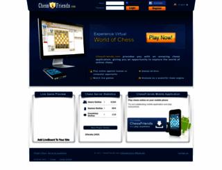 chessfriends.com screenshot
