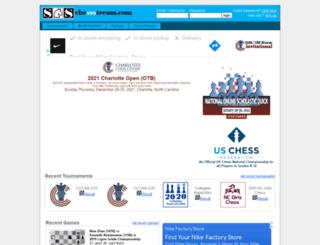 chessstream.com screenshot