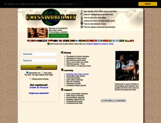 chessworld.net screenshot