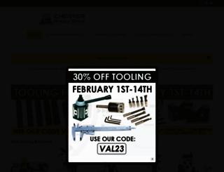 chesterhobbystore.com screenshot