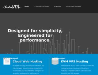 chestervm.com screenshot