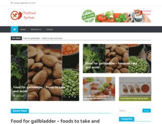 chettinadrecipes.com screenshot