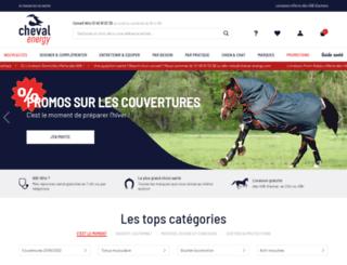 chevalenergy.com screenshot