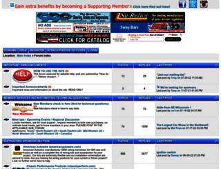 chevytalk.com screenshot