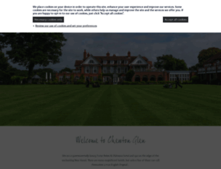 chewtonglen.com screenshot