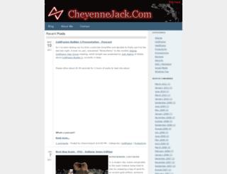 cheyennejack.com screenshot