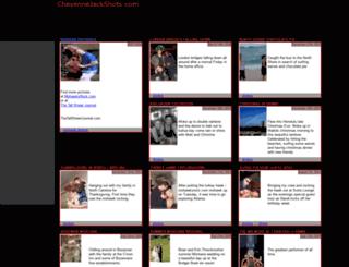 cheyennejackshots.com screenshot