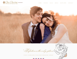chezcharlene.co.za screenshot