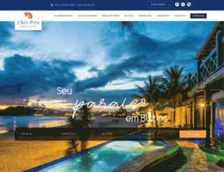 chezpitu.com.br screenshot