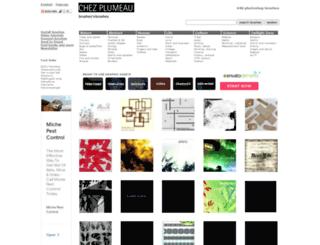 chezplumeau.com screenshot