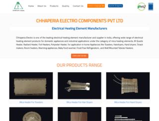 chhaperia.com screenshot