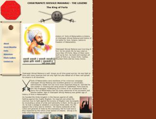 chhatrapatishivajimaharaj.com screenshot