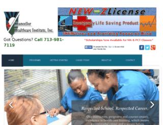 chi-ed.com screenshot