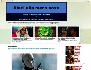 chiacchieresulnano.blogspot.com screenshot