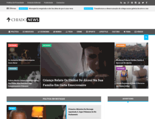 chiadonews.com screenshot