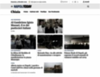 chiaia.napolitoday.it screenshot
