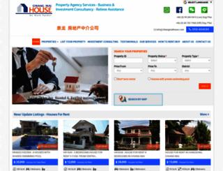 chiangmaihouse.com screenshot