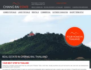 chiangraiestate.com screenshot