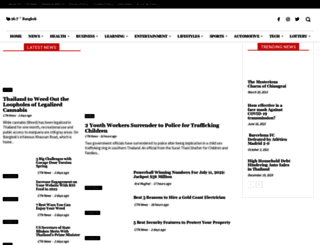 chiangraitimes.com screenshot