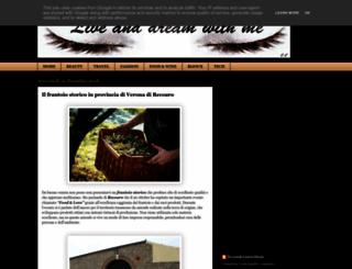 chiaraprodottidatestare.blogspot.it screenshot