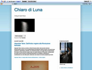 chiarodiluna-karl.blogspot.com screenshot