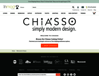 chiasso.com screenshot