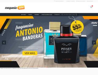 chic.mequedouno.com.mx screenshot