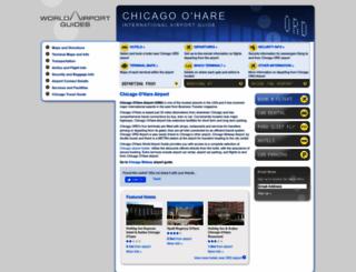 chicago-ord.com screenshot
