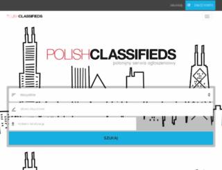 chicago.com.pl screenshot