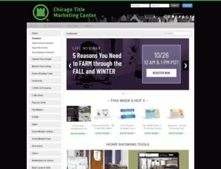 chicago.corefact.com screenshot