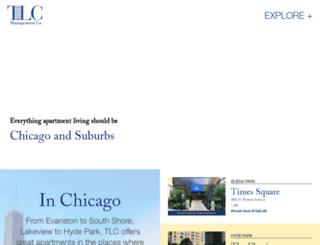 chicagofurnishedapts.com screenshot