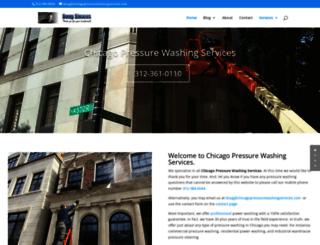 chicagopressurewashingservices.com screenshot