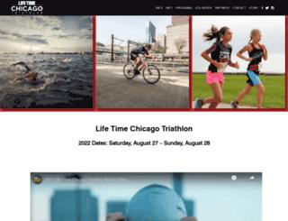 chicagosupersprint.com screenshot