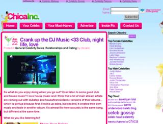 chicainc.com screenshot