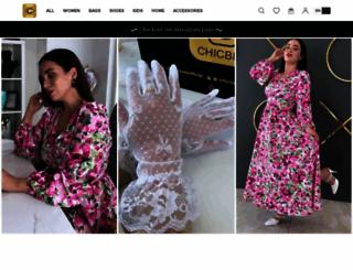 chicbee.com screenshot