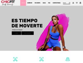 chicfitdaily.com screenshot