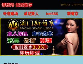 chicfrog.com screenshot