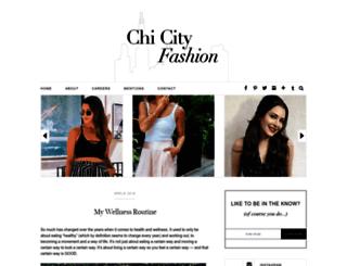 chicityfashion.com screenshot