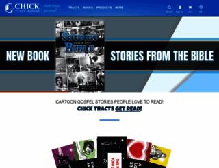 chick.com screenshot