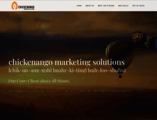 chickenango.com screenshot