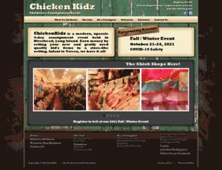 chickenkidz.com screenshot
