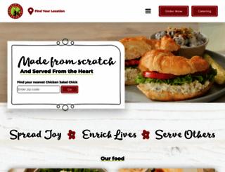chickensaladchick.com screenshot