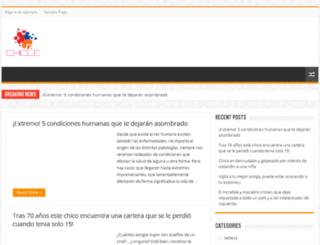 chiclero321.com screenshot