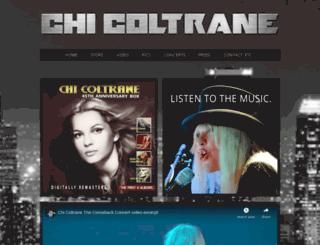 chicoltrane.com screenshot