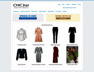 chicstar.com screenshot