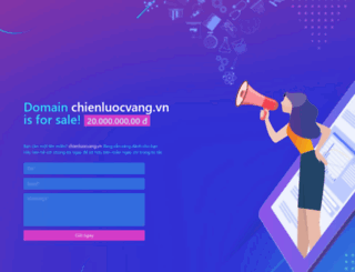 chienluocvang.vn screenshot