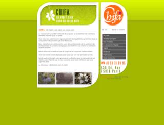 chifa.fr screenshot