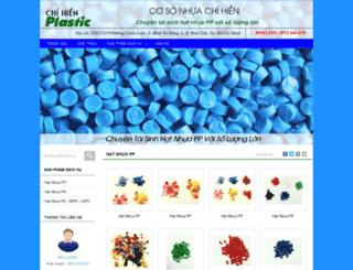 chihienplastic.bizz.vn screenshot