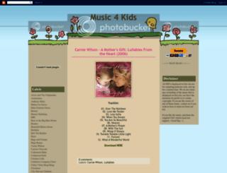 chikkids.blogspot.com screenshot