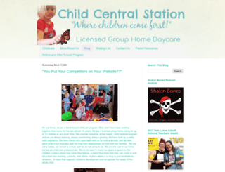 childcentralstation.com screenshot
